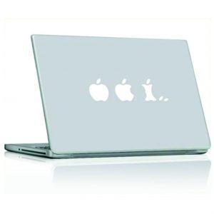 notebook no apple no party