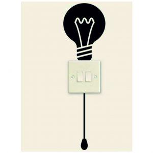 presa elettrica lampadina